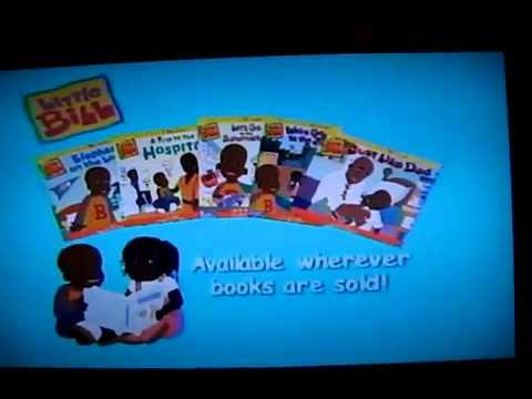 Little Bill Books Promo