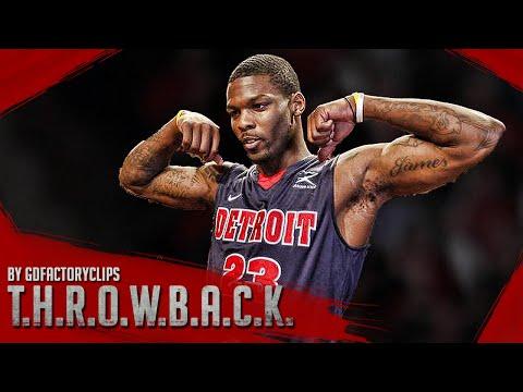 Throwback: INSANE Dunks @ 2013 NCAA College Slam Dunk Contest - Doug Anderson SHOW!