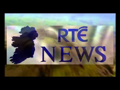 TV News Mock:- RTE News (Ireland)