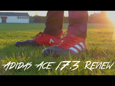 7a43fa882222 adidas ace 17.3 review! - YouTube