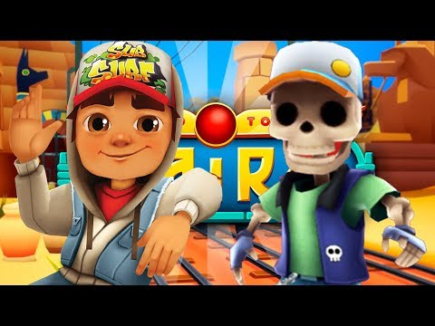SUBWAY SURFERS CAIRO 2018 - EGYPT ✔ JAKE AND MANNY + 100 MYSTERY BOXES OPENING