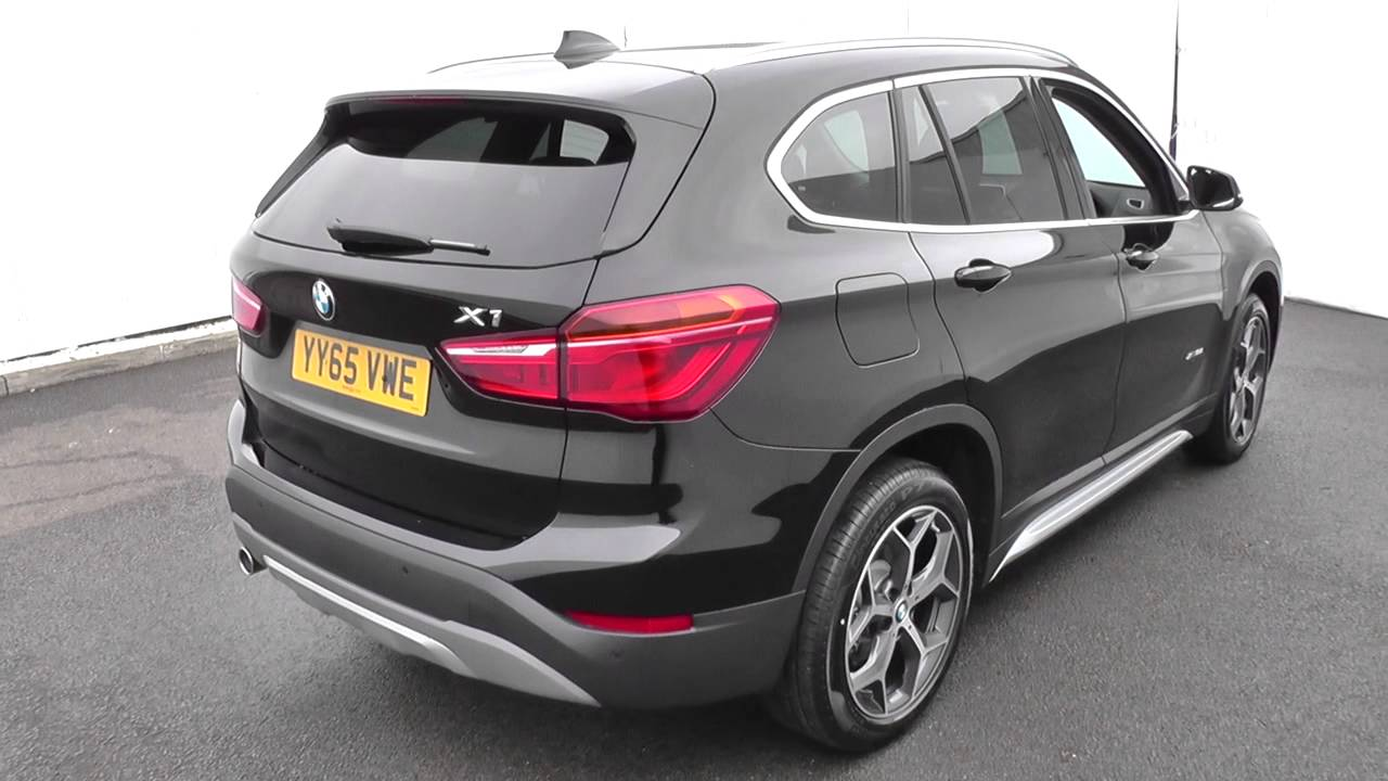 bmw x1 xdrive 18d xline 5dr u15646 youtube. Black Bedroom Furniture Sets. Home Design Ideas