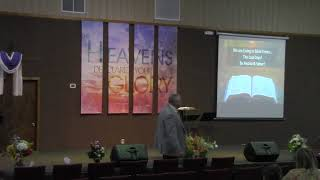 "FBC Keiser - May 9, 2021 - ""In Those Days"""