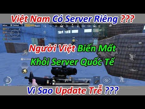 PUBG Mobile VNG Là Server Riêng Của Việt Nam Và Biến Mất Khỏi Bản Quốc Tế