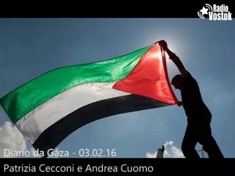 Diario da Gaza - 03.02.16