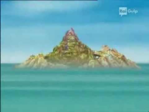 Isola di noè sigla iniziale youtube