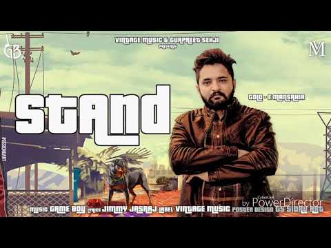 SONG STAND GOLD-E ftPARMISH VERMS:(Full video)  NEW PUNJABI SONG 2018