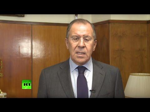 Лавров: МИД России предлагает объявить персонами нон грата 35 американских дипломатов