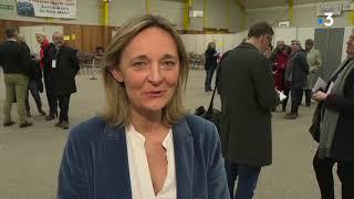 Anne Le Gagne - Réaction à Saint Malo Pour Les élections Municipales 2020