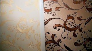 Удивительная элегантность Шелкографии в каждой комнате вашего дома(Идеи для дома на http://styldoma.ru/ Удивительная Шелкография для каждой комнаты в вашем Доме. Обои Шелкография..., 2015-12-09T04:00:00.000Z)