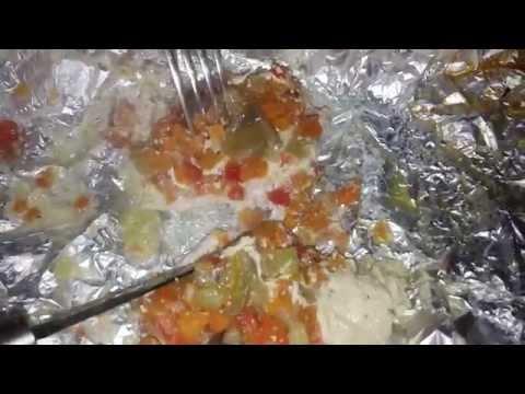 Как приготовить курицу с овощами в фольге в мультиварке