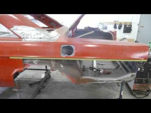 1965 FORD GALAXIE 500 XL FRAME OFF RESTORATION