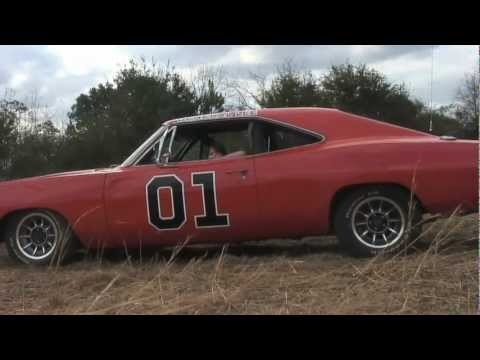 Showing Off A Real Dukes of Hazzard General Lee Stunt Car (Used in Chad Vader)