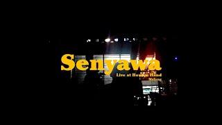 Gambar cover SENYAWA live in Houten Hand