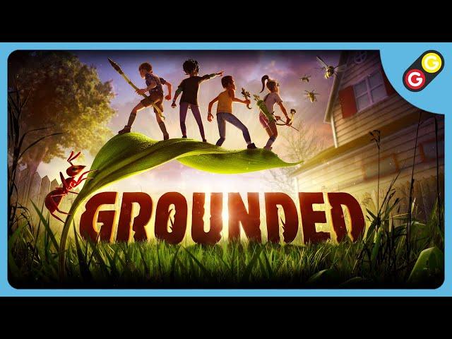Grounded - Test-Découverte [FR]