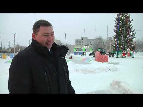 Иван Дятлов приглашает на открытие новогоднего городка в Талице