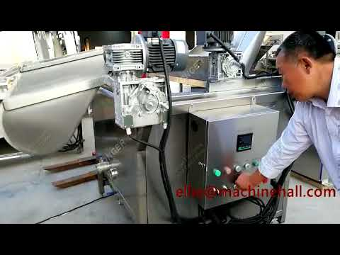 Automatic Plantain Chips Frying Machine|Chips Fryer Equipment For Sale