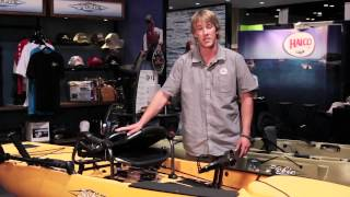 Hobie Kayak Fishing Mirage Pro Angler 12