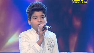 Voice Of Punjab Chhota Champ I Grand Finale I Rivaz Khan I Song-Tappe