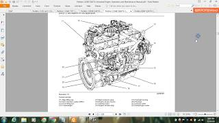 Perkins 1206E E66TA Industrial Engine Operation and Maintenance Manual