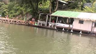 Kanchanaburi, boat trip to Koapoon Cave Temple, Thailand. ( 25 )