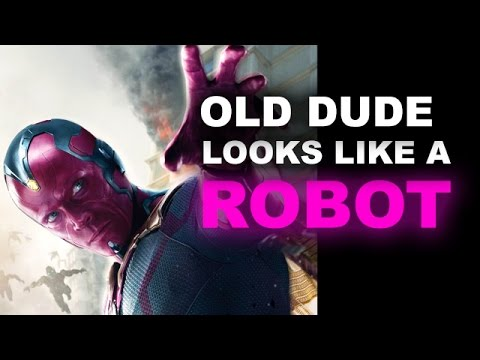 Avengers Age of Ultron - Vision ANALYSIS & REVIEW - Beyond The Trailer