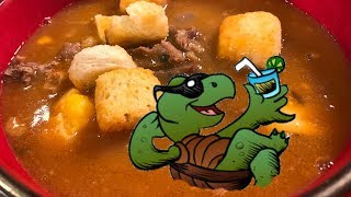 How To Make Snapping Turtle Soup