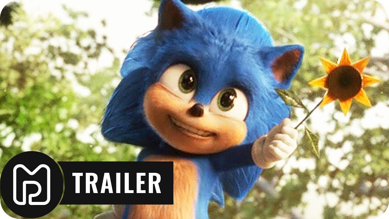 BABY SONIC Clip & Trailer Deutsch German (2020)