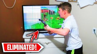 Top 5 Fortnite KID FREAKOUTS Caught on Camera!