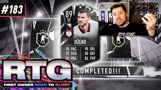SHOWDOWN DZEKO COMPLETED!! - First Owner Road To Glory! #183