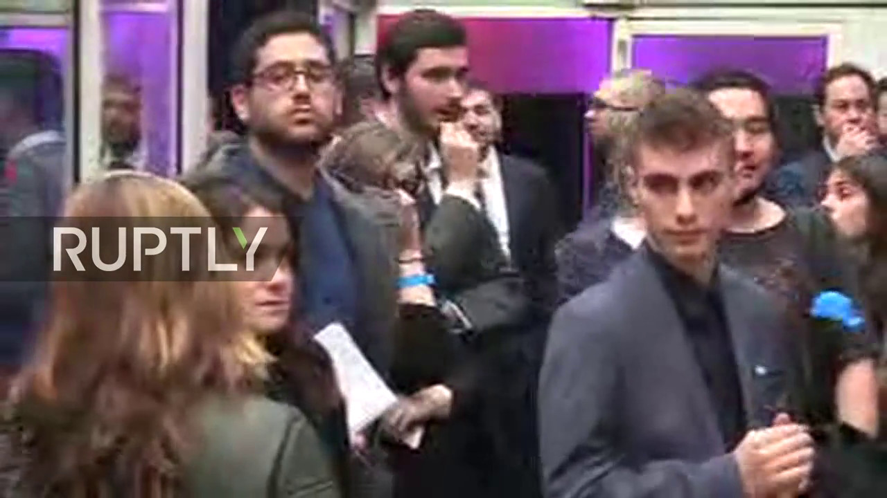 France elections 2017 live - Live French 2017 Presidential Election Runoff Reaction To Results From Le Pen S Hq