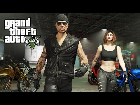 BIKER BUSINESS!! (GTA 5 Online)