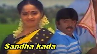 Sandha Kada Song HD - Ninaive Oru Sangeetham Movie