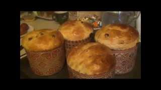 VLOG: кулич в хлебопечке РЕЦЕПТ, красим яйца с Антошей, готовим Пасху и куличи