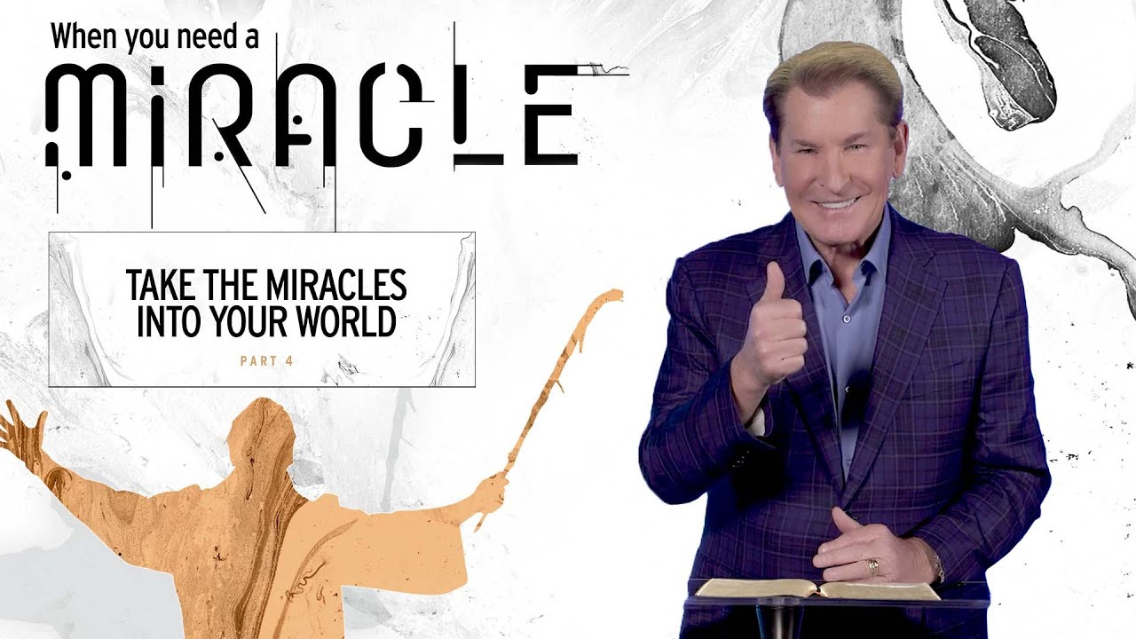 TAKE THE MIRACLES INTO YOUR WORLD | Pastor Rich Wilkerson