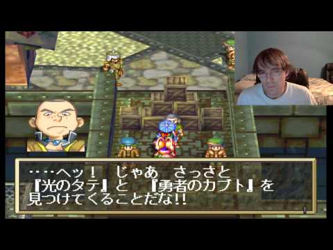 Let's study Japanese with video games Grandia part 2