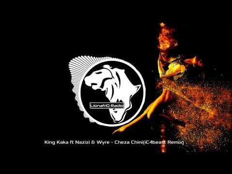 King Kaka - Cheza Chini [iC4beast Moombahton Remix] ft Nazizi & Wyre