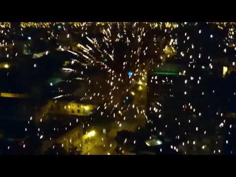 Año Nuevo 2017 en Salta, hotel Alejandro I