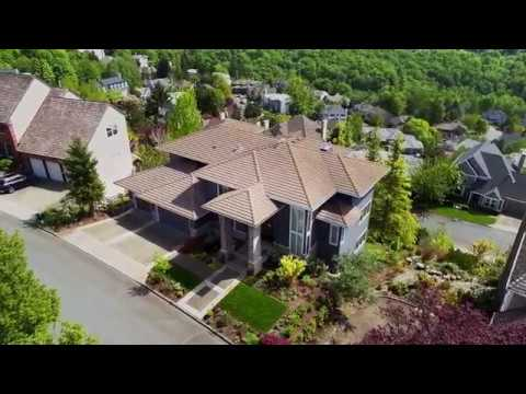 Timeless Custom Home in Portland's Forest Heights ~ Video of 2324 NW Pinnacle Dr.
