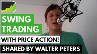 Walter Peters: Naked Forex & Swing Trading Like A Pro | Trader Interview