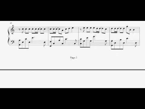 MUSIC HARU HARU SHEET PDF PIANO