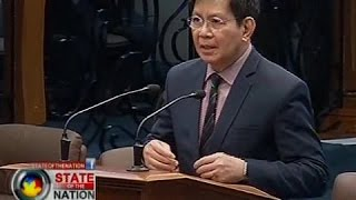 Lacson: Pagbaliktad ni Lascañas at mga pahayag ni Trillanes, bahagi ng planong pabagsakin ang govt