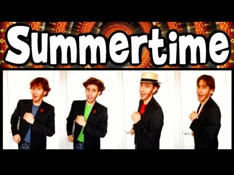 In The Good Old Summer Time - Barbershop Quartet - Trudbol A Cappella