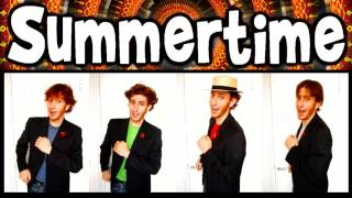 In The Good Old Summer Time - Barbershop Quartet - Trudbol A Cappella