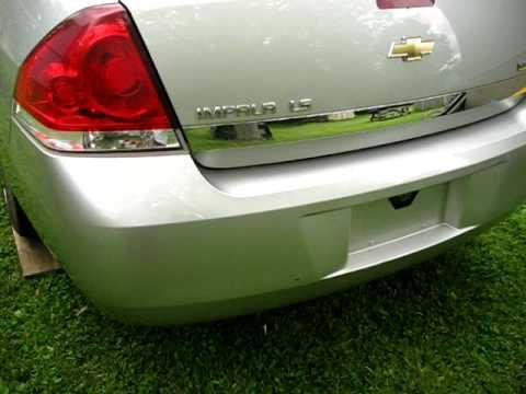 2007 chevy impala ls youtube 2007 chevy impala ls publicscrutiny Choice Image