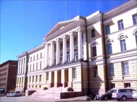 Sunny Helsinki