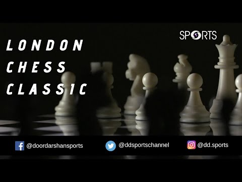 London Chess Classic 2011 - Ep 1 |  DD Sports