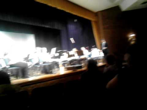Prairie River Middle School 6th Grade Band Concert MAY 17, 2012