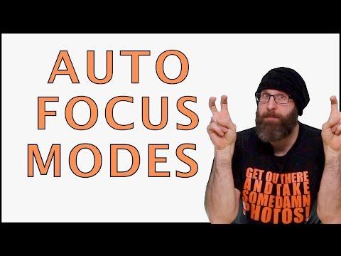 Choosing The Best Focus Mode for Sharp Autofocus