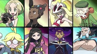 Pokemon X and Y - All Gym Leader Battles